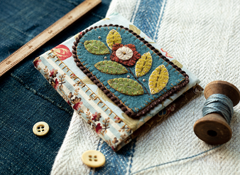 A Glimpse into the Sewing Books