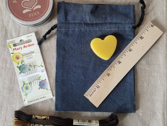 Rebekah's Stitching Essentials: The Six Must-Haves for Wool Appliqué Projects