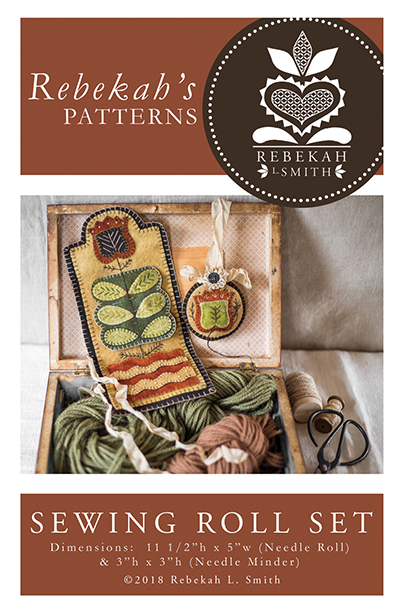 wool applique pattern