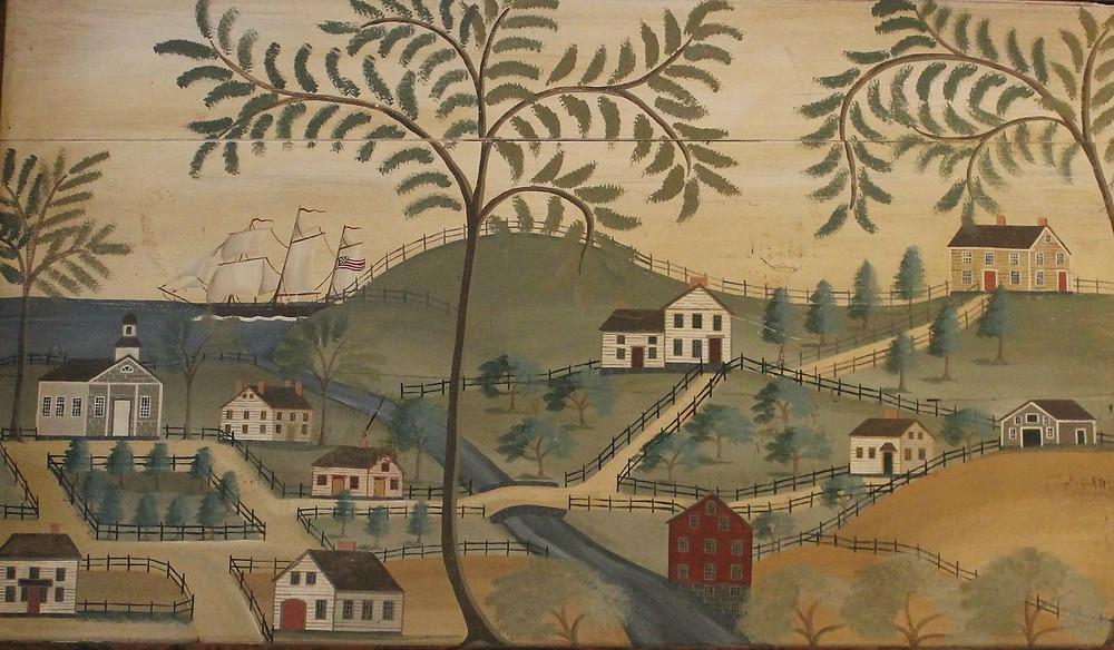 rebekah l smith folk art mural