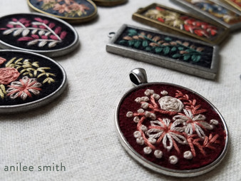 Exploring Folk Art with Wool: An Interview with Kelsey Anilee Smith