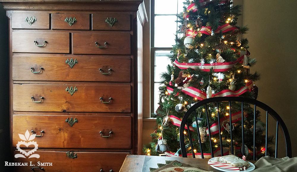 rebekah l smith home historic folk art christmas