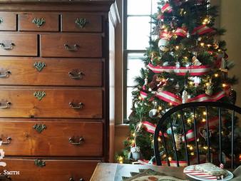 Rebekah's House: A Christmas Tour