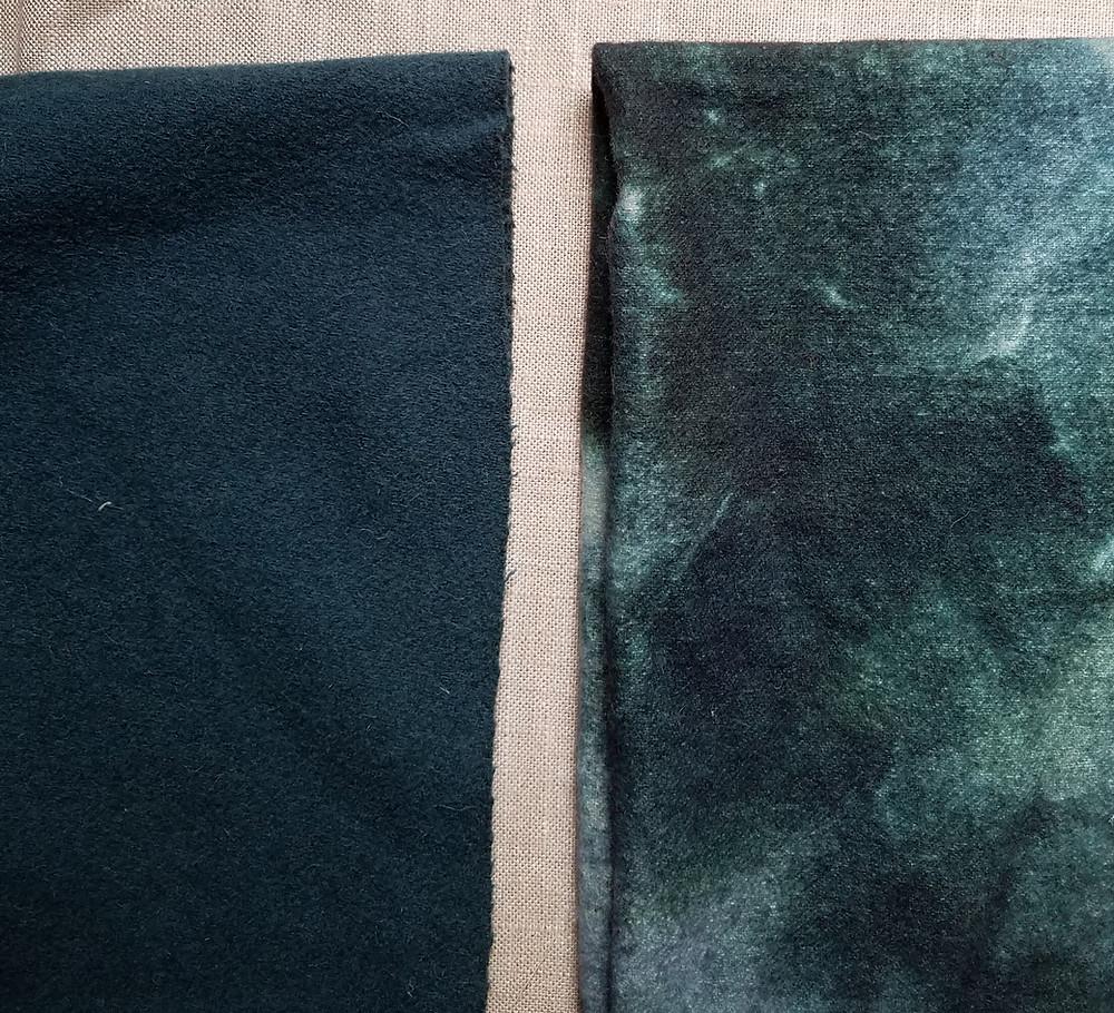 wool dye