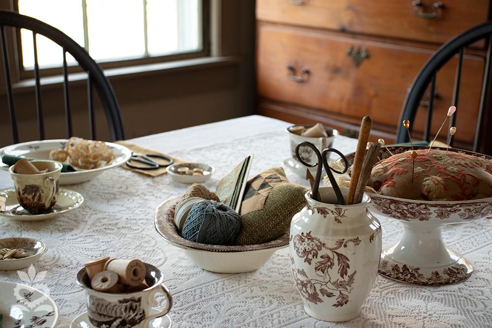 rebekah l. smith wooly tea