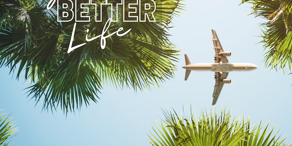 Flight to a Better Life: 3 Day Facebook Challenge