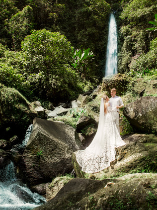 Wedding photography for Alyona and Roma in Bali