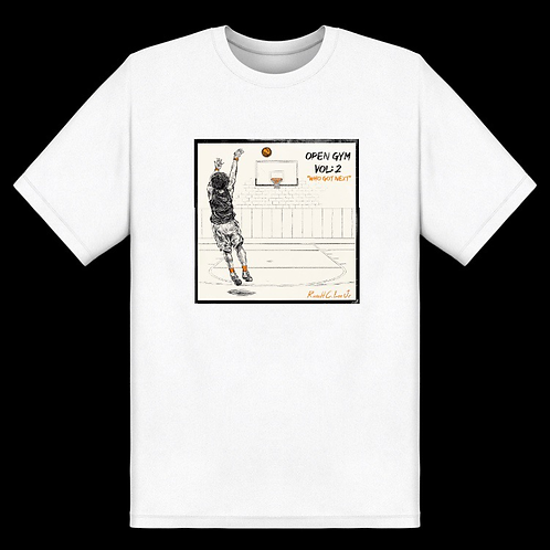 Open Gym Vol:2 Cover T shirt