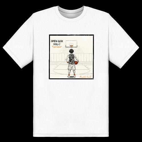 Open Gym Vol:1 Cover Art T-Shirt