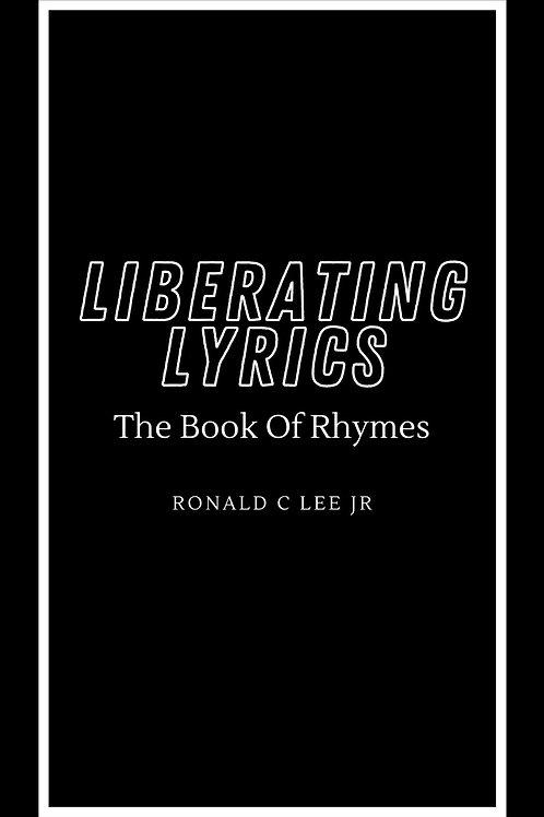 Liberating Lyrics Signed copy