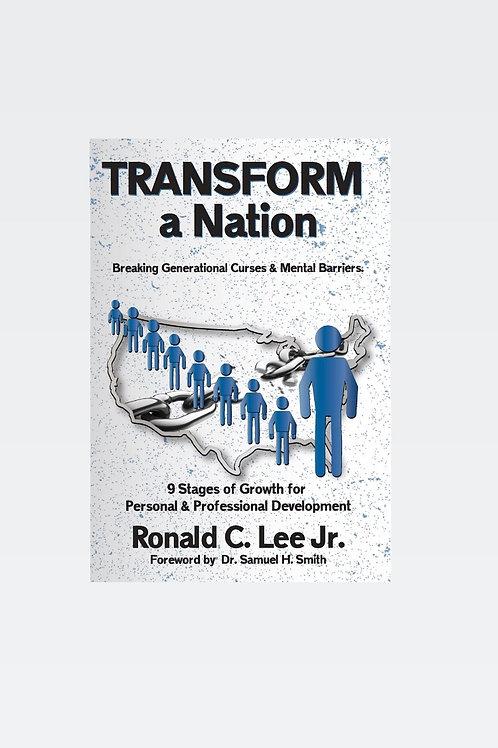 Transform  A Nation (Signed book copy)