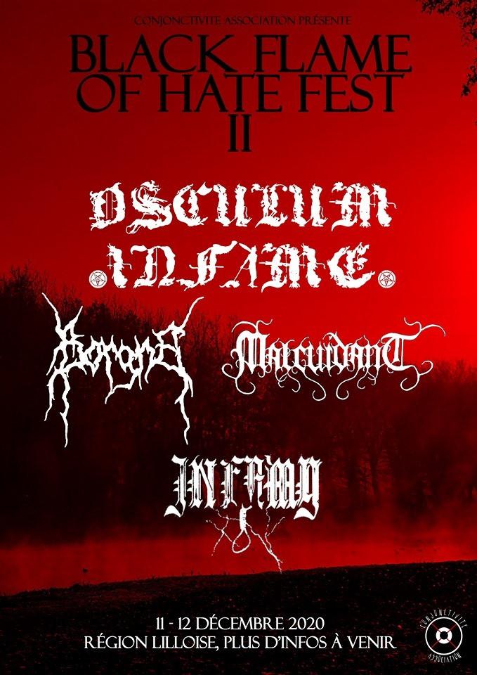 Black Flame of Hate Fest II