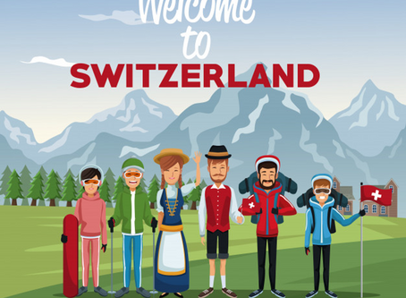 (DID YOU KNOW THAT) THE HEART OF SWISS PEOPLE IS MADE OF CHEESE ?