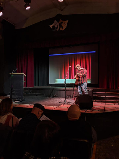 Jeff Vetsch plays Story Show 2019: Pilgrimmage