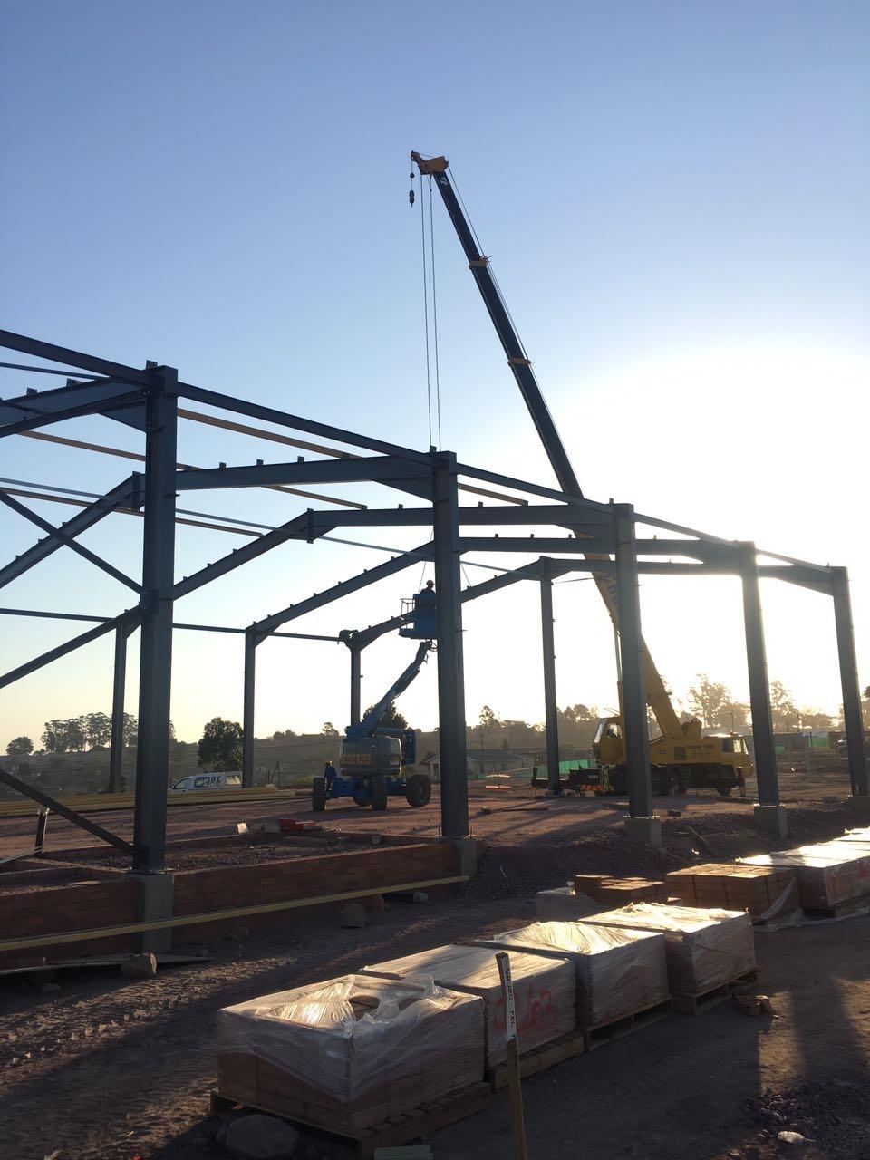 Structured Steel