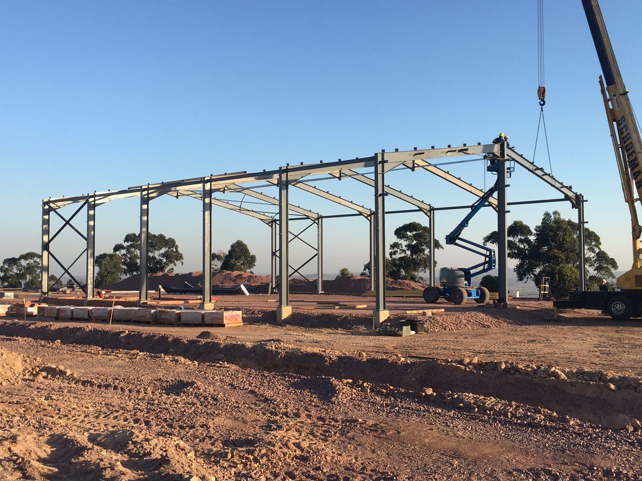 Structured Steel 5