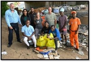 Recycling project demonstrates the value of effective collaboration