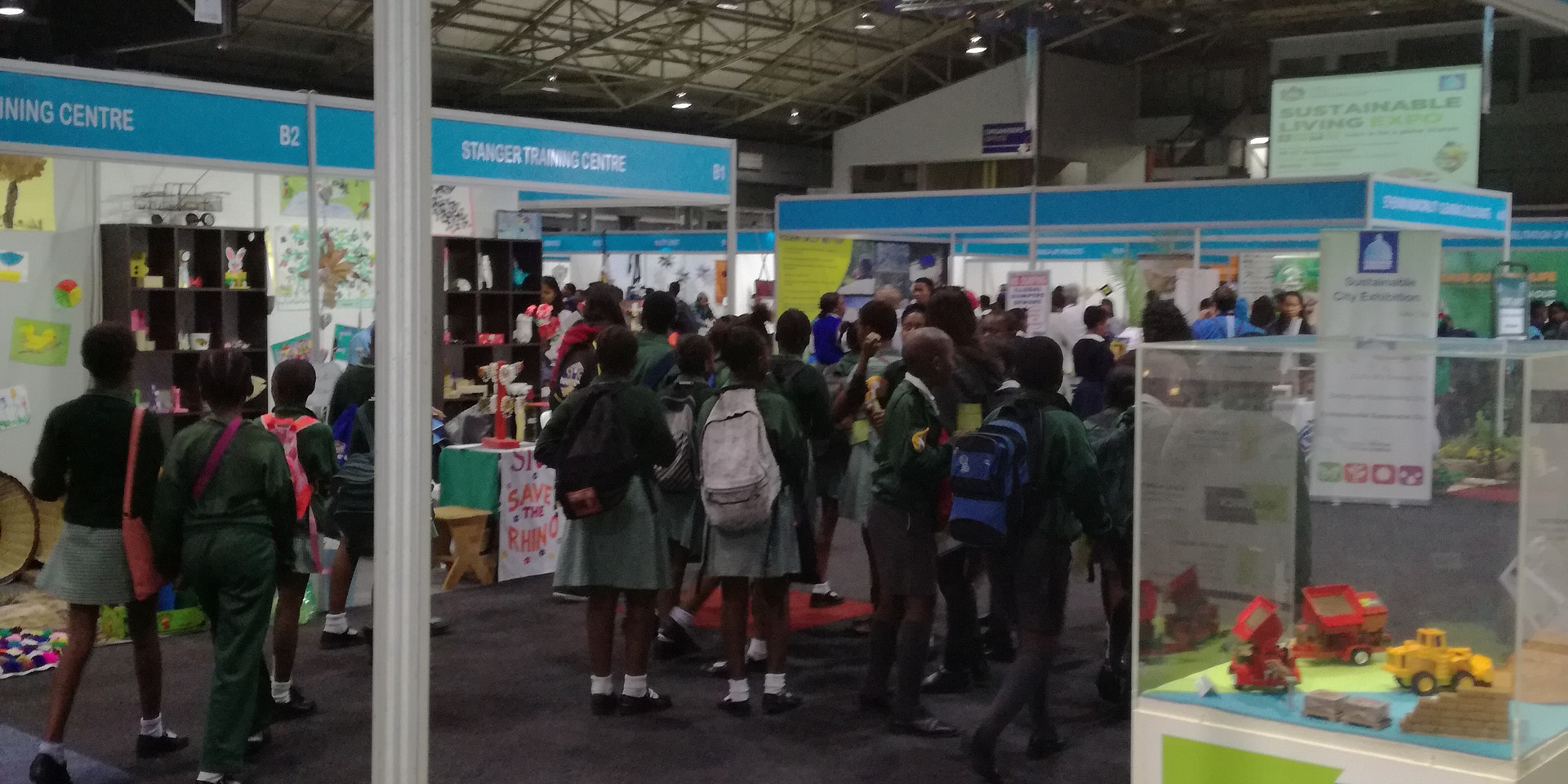 Sustainable Living Expo 2017
