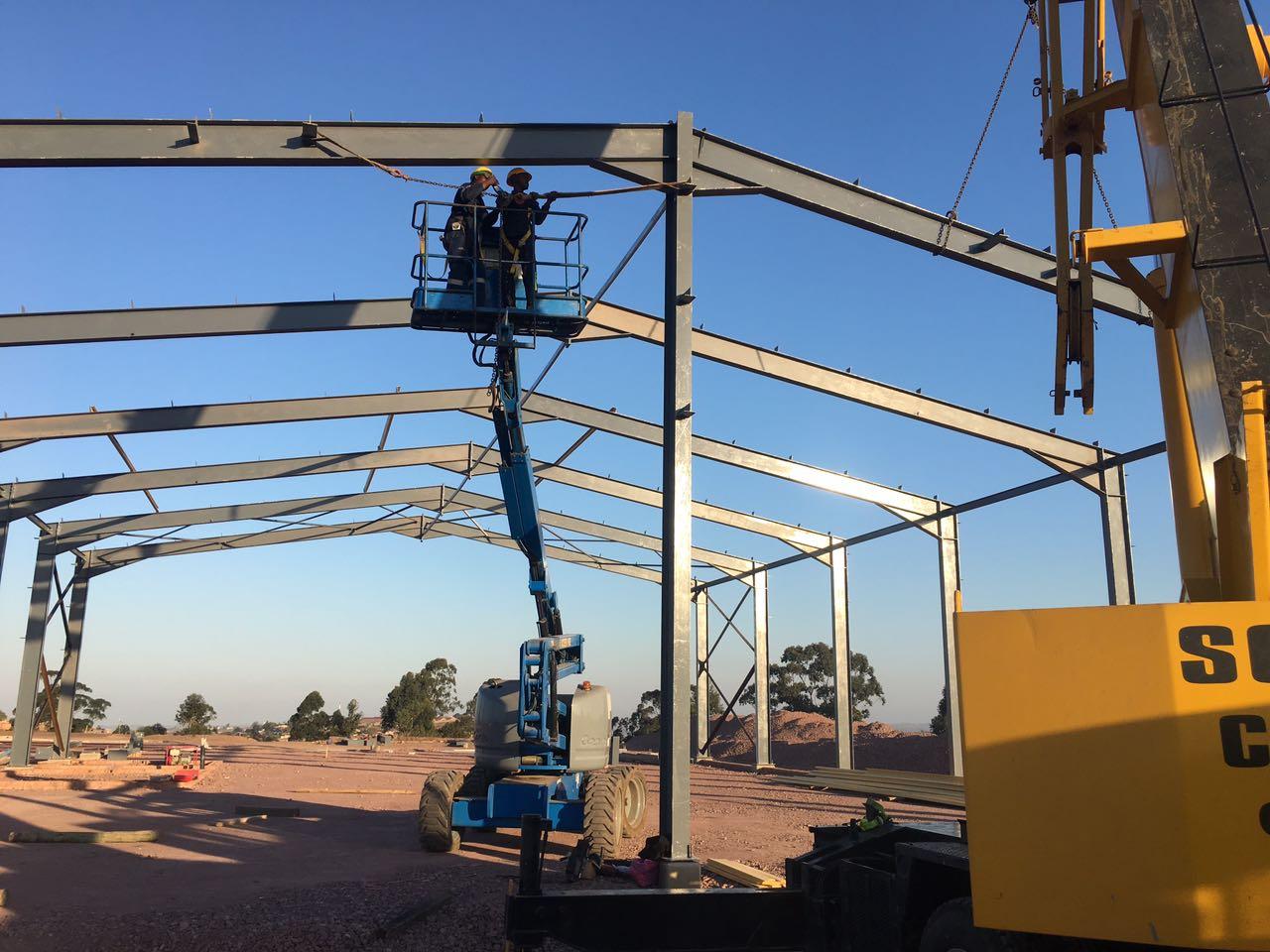 Structured Steel 3