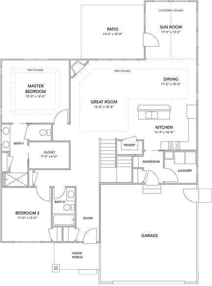 Streamsong 1674R Simplified Floor Plan-1