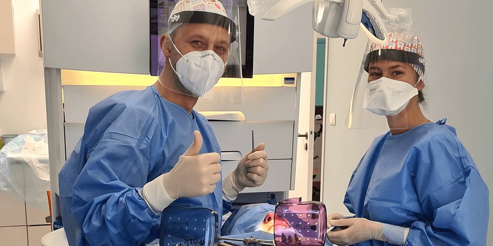 Communication et marketing en implantologie