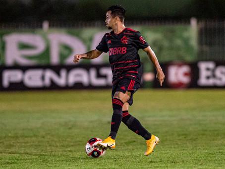 Flamengo empata com o Boavista na volta de Gabigol