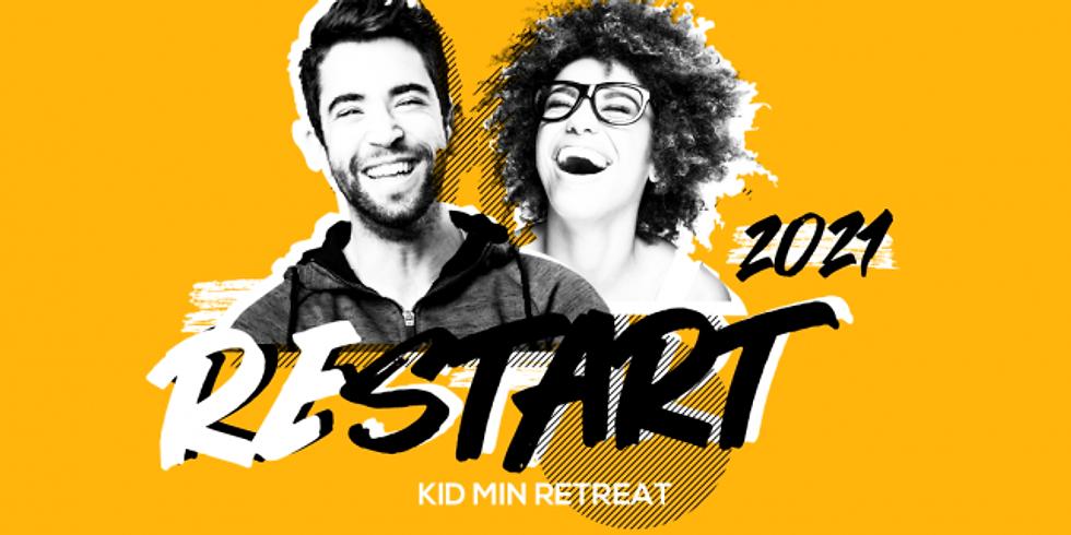 2021 Kid Min Retreat