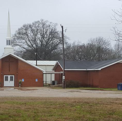 Boeuf River Baptist Church