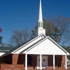 First Baptist Church Archibald