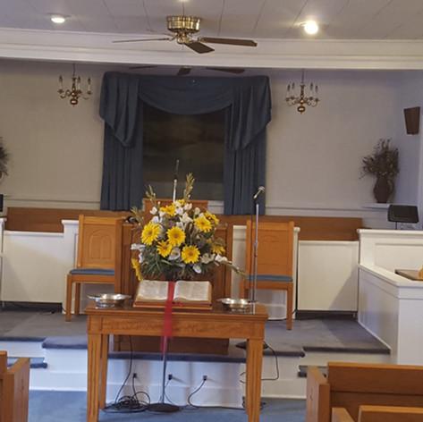 New Light Baptist Church 944 Highway 576 Mangham, LA 71259 Ph: 248-2346  Pastor: