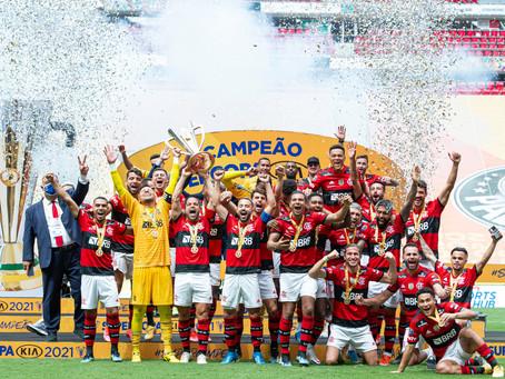 Flamengo é Bicampeão da Supercopa do Brasil em decisão nos pênaltis