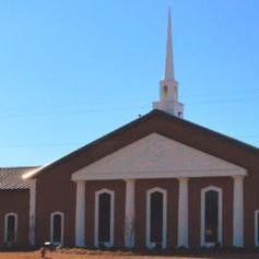 Mangham Baptist Church
