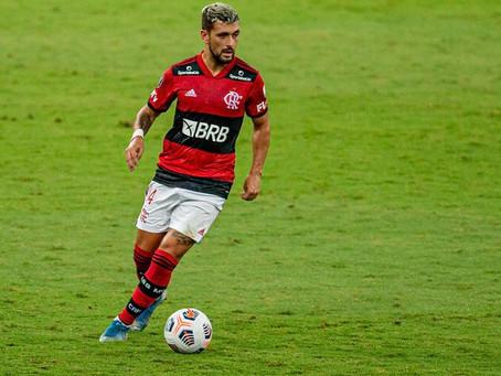 Flamengo goleia o La Calera e lidera grupo G da Libertadores