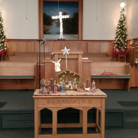 Cedar Baptist Church