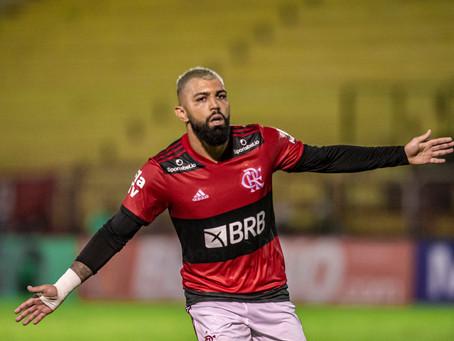 Flamengo 3x0 Bangu: vitória na volta dos titulares