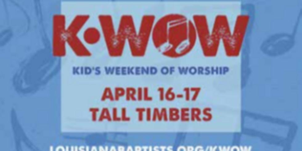Kids' Weekend of Worship