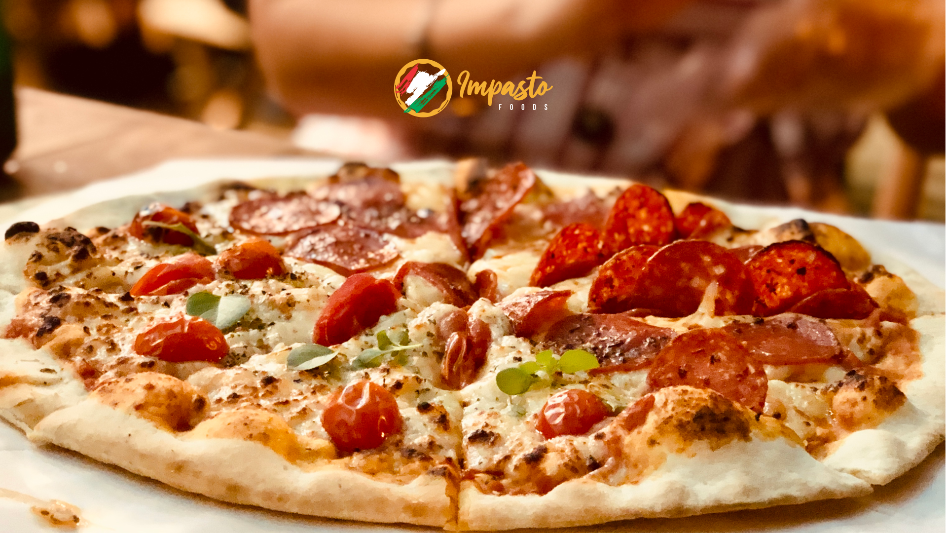 Impasto Foods Branding
