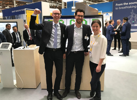 Reflections from Hannover Messe
