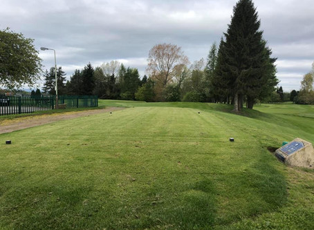 6th Tee back in Action