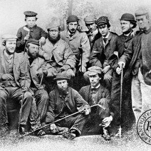 pERTH-OPEN-GOLF-TOURNAMENT-1864-MORRIS-G
