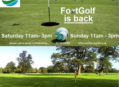 FootGolf is Back