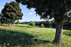 North Inch Golf Course. Perthshire