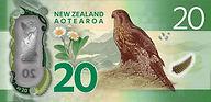 뉴질랜드 20달러
