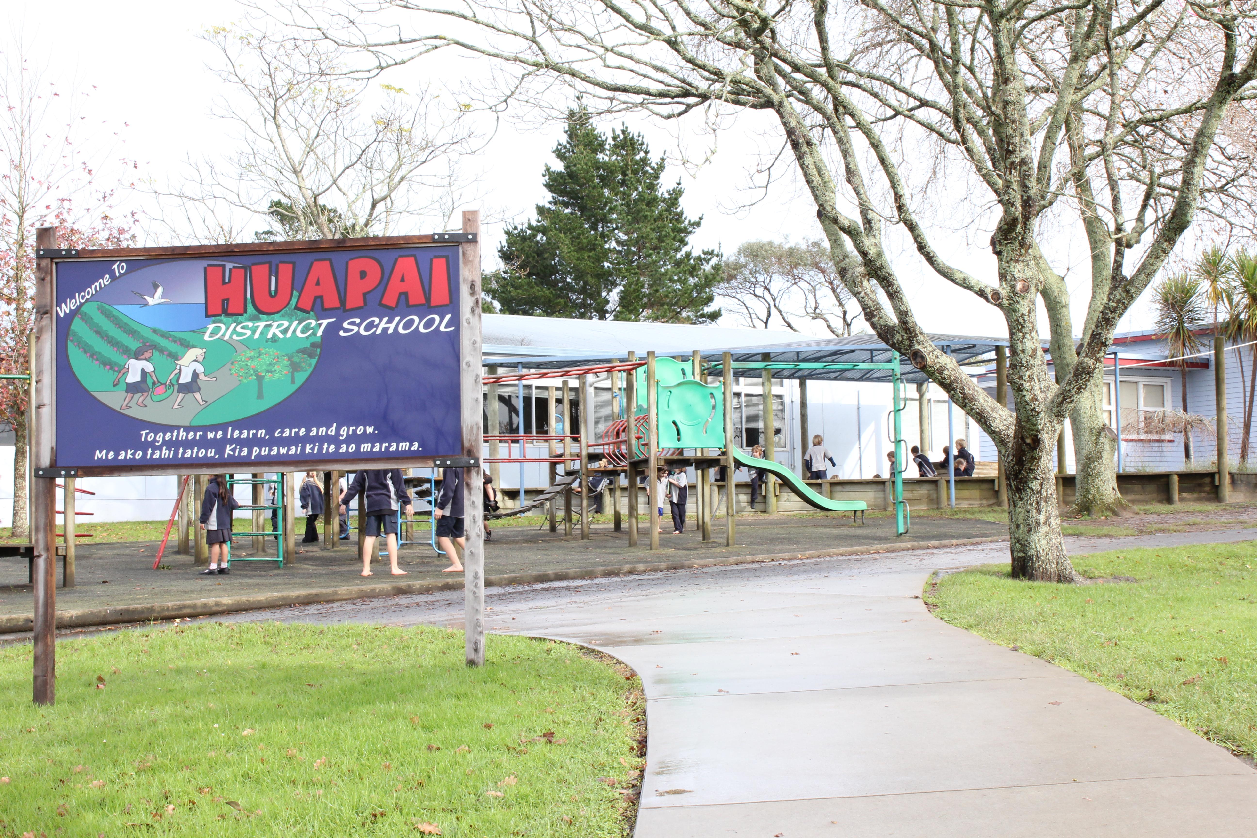 Huapai District School