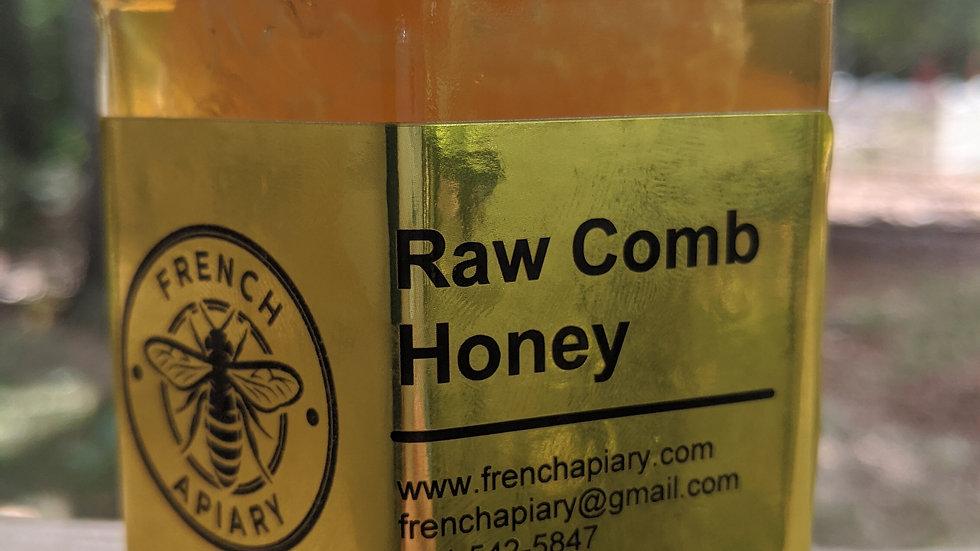 Raw Comb Honey (12 oz)