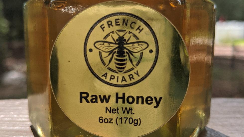 Raw Honey (6 oz)