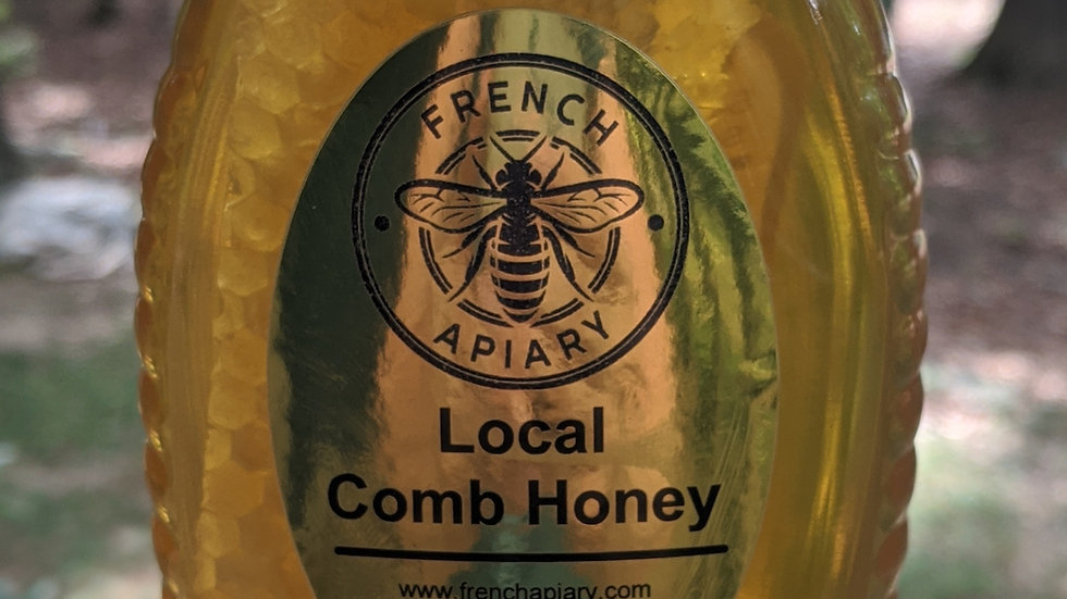 Local Comb Honey (16 oz)