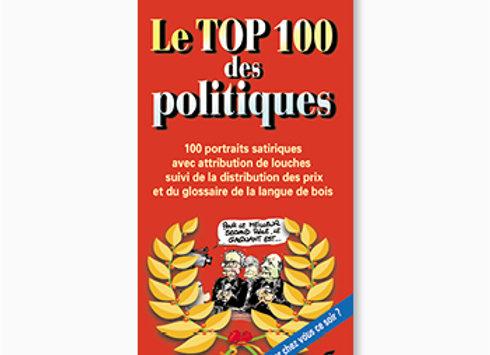 Couverture de Le Top 100 des politiques