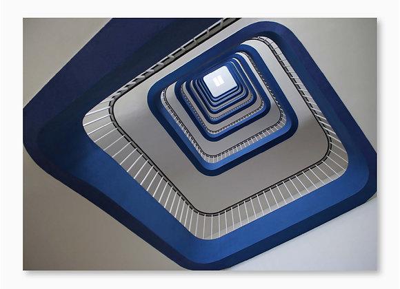 Escaliers CHU