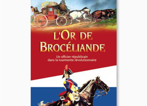 Couverture de L'Or de Brocéliande